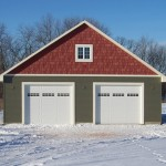 Detached Two Car Garage