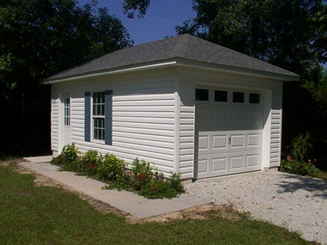 Minnesota Garage Building Attached And Detached Garages