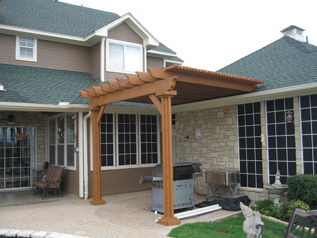 Covered pergola st croix remodeling - Pergola with roof ...